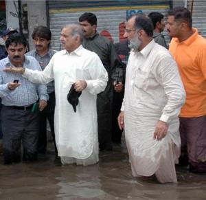 Shahbaz Sharif - Punjab Chief Minister