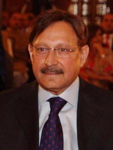 Farooq Naek - Pak Law Minister