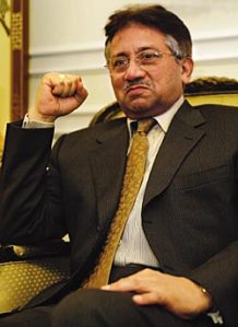 Good bye Musharraf!