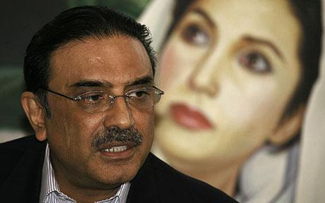 Asif Ali Zardari - 12th President of Pakistan