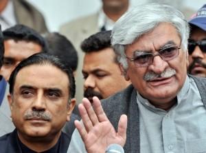 Mr. Asfandyar Wali Khan