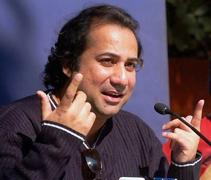 Rahat Fateh Ali - the amazing artist