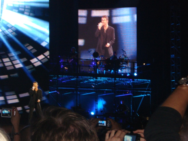 George Michael - an amazing live artist!