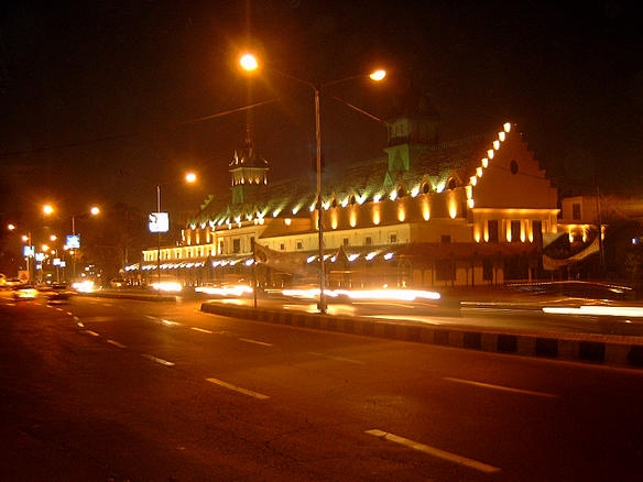 Mall Road, Lahore