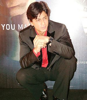 Shahrukh Khan - The King Khan!