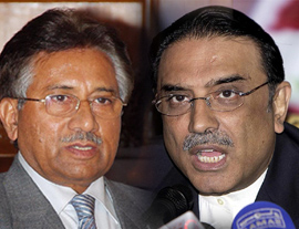 Two worst presidents of Pakistan
