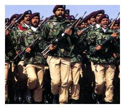 Brave Pakistan Army