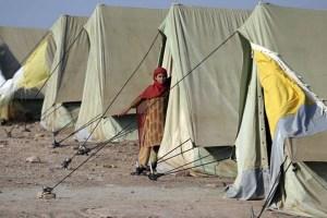 IDP Camp in Mardan, NWFP-Pakistan