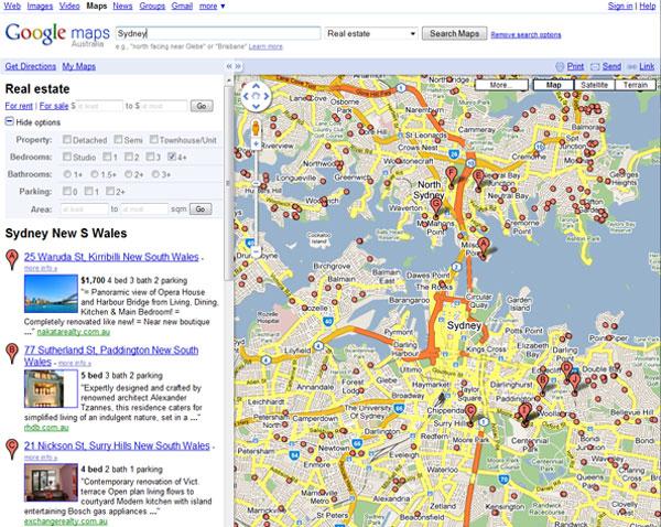 google maps images. Google Maps