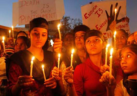 Damini protest