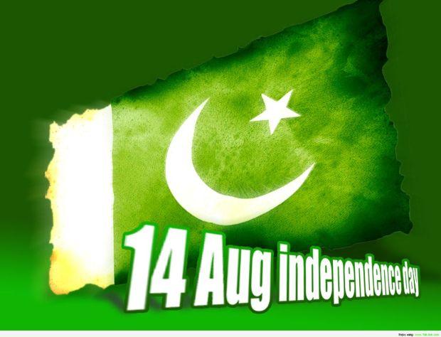 پاکستان کا جشن آزادی مبارک