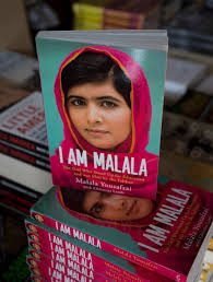 I am Malala - the autobiography of Malala Yousafzai