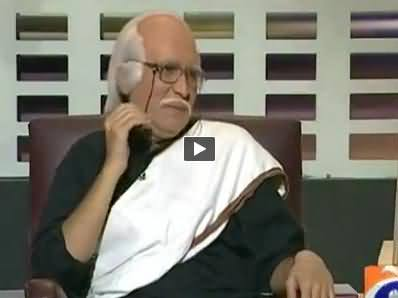 Muhammad Ali Mir as dummy of Anwar Maqsood
