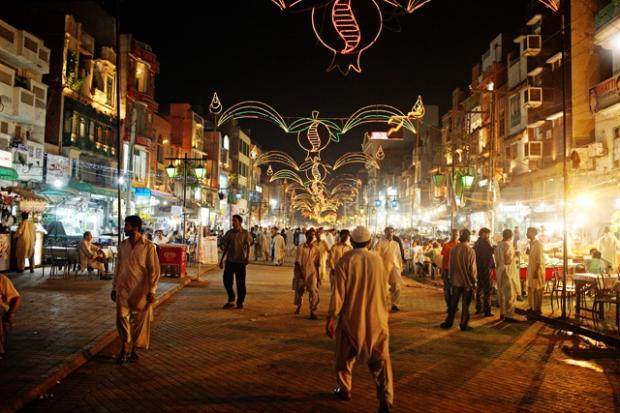 Anarkali Food Street