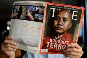 Budhist terrorist