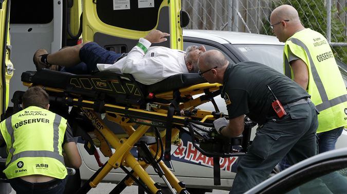 Shooting Christchurch Gallery: Christchurch Massacre And Lesson For Us (in Urdu)
