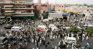 Qadiani 2010 attack